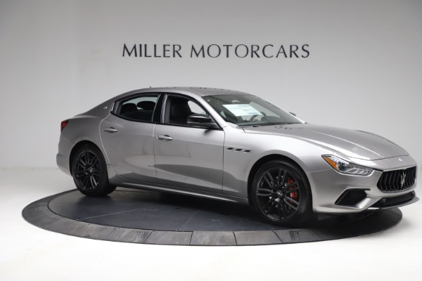 New 2021 Maserati Ghibli S Q4 for sale $90,075 at Bentley Greenwich in Greenwich CT 06830 11