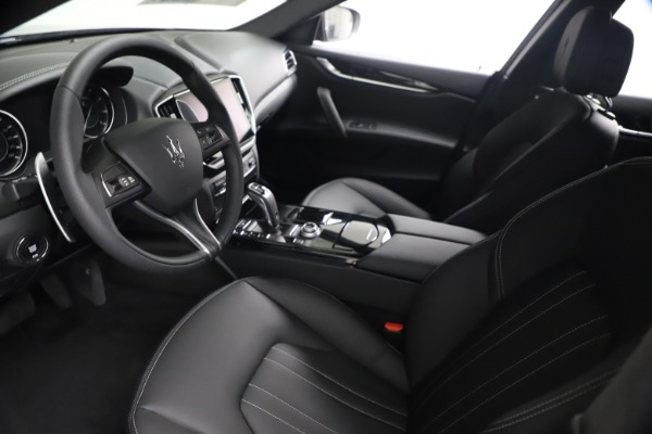 New 2021 Maserati Ghibli S Q4 for sale $90,075 at Bentley Greenwich in Greenwich CT 06830 17