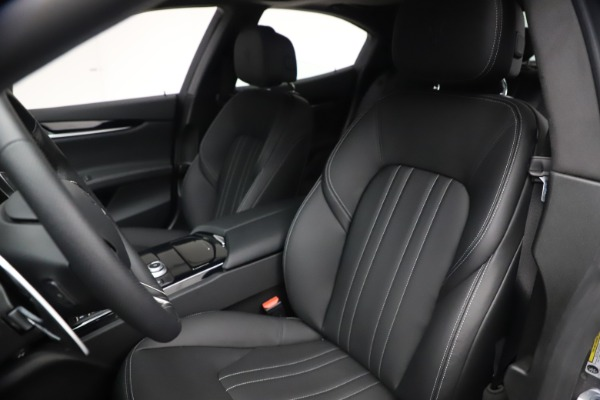 New 2021 Maserati Ghibli S Q4 for sale $90,075 at Bentley Greenwich in Greenwich CT 06830 18
