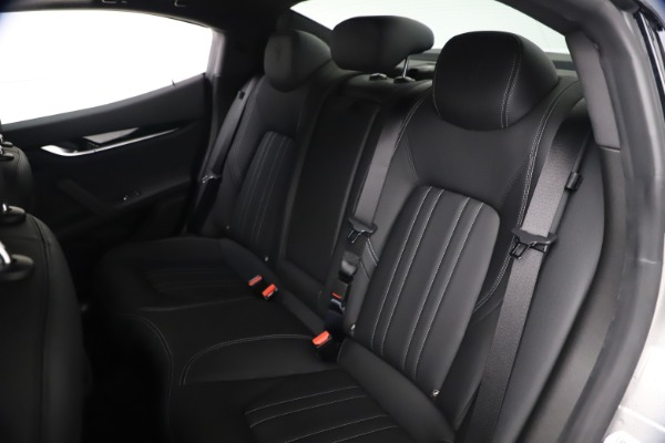 New 2021 Maserati Ghibli S Q4 for sale $90,075 at Bentley Greenwich in Greenwich CT 06830 22