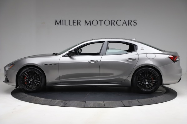 New 2021 Maserati Ghibli S Q4 for sale $90,075 at Bentley Greenwich in Greenwich CT 06830 3