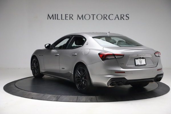 New 2021 Maserati Ghibli S Q4 for sale $90,075 at Bentley Greenwich in Greenwich CT 06830 5