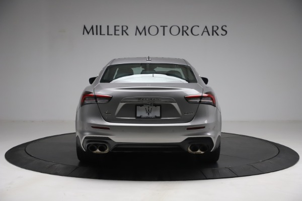 New 2021 Maserati Ghibli S Q4 for sale $90,075 at Bentley Greenwich in Greenwich CT 06830 6