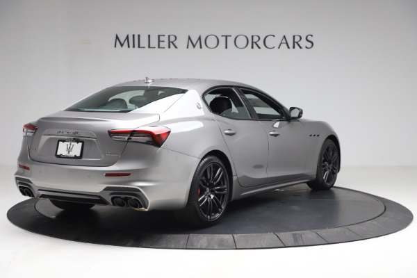 New 2021 Maserati Ghibli S Q4 for sale $90,075 at Bentley Greenwich in Greenwich CT 06830 7