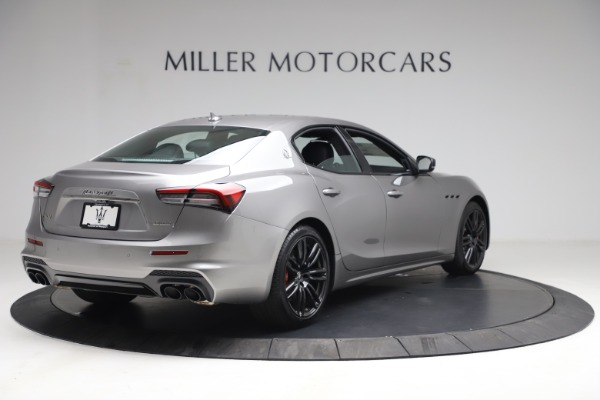 New 2021 Maserati Ghibli S Q4 for sale $90,075 at Bentley Greenwich in Greenwich CT 06830 8