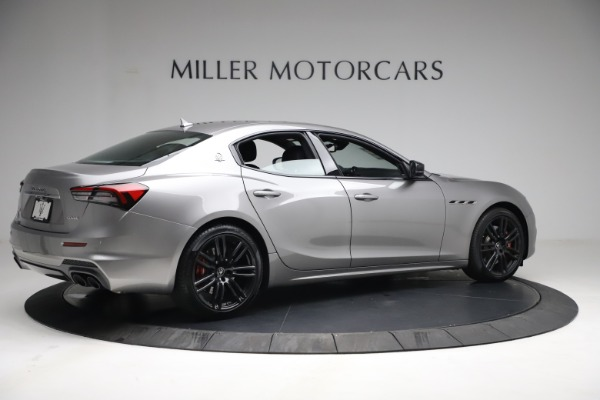 New 2021 Maserati Ghibli S Q4 for sale $90,075 at Bentley Greenwich in Greenwich CT 06830 9
