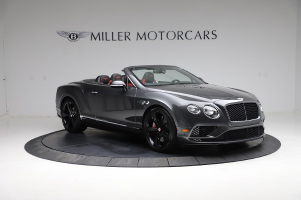 Used 2017 Bentley Continental GT V8 S for sale Sold at Bentley Greenwich in Greenwich CT 06830 12