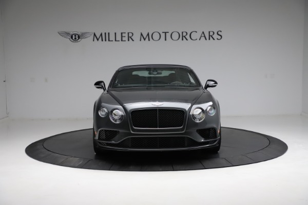 Used 2017 Bentley Continental GT V8 S for sale Sold at Bentley Greenwich in Greenwich CT 06830 14
