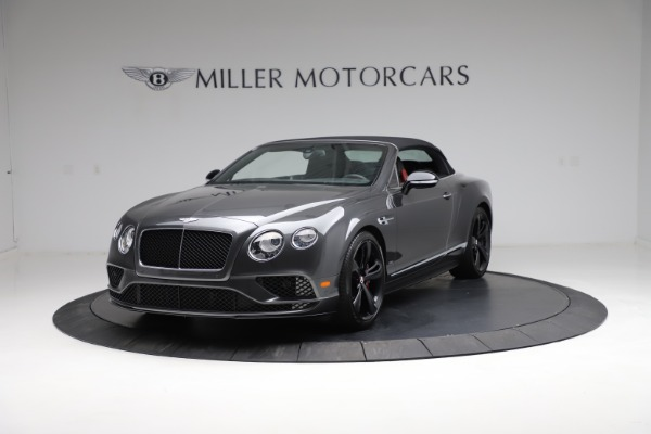Used 2017 Bentley Continental GT V8 S for sale $179,900 at Bentley Greenwich in Greenwich CT 06830 15