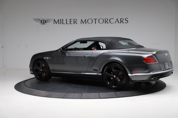 Used 2017 Bentley Continental GT V8 S for sale Sold at Bentley Greenwich in Greenwich CT 06830 17