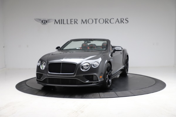 Used 2017 Bentley Continental GT V8 S for sale $179,900 at Bentley Greenwich in Greenwich CT 06830 2