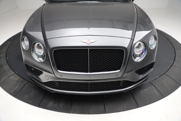 Used 2017 Bentley Continental GT V8 S for sale $179,900 at Bentley Greenwich in Greenwich CT 06830 22