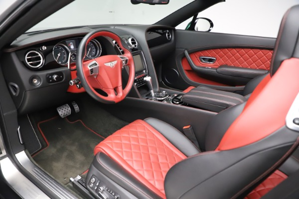 New 2017 Bentley Continental GT V8 S for sale Sold at Bentley Greenwich in Greenwich CT 06830 26
