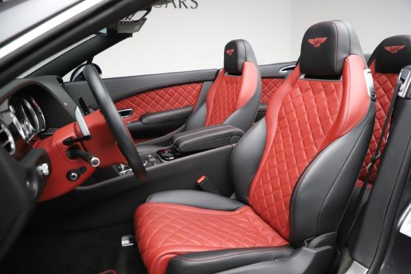 Used 2017 Bentley Continental GT V8 S for sale $179,900 at Bentley Greenwich in Greenwich CT 06830 28