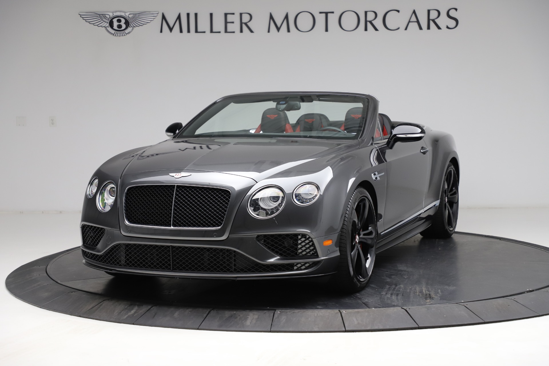 Used 2017 Bentley Continental GT V8 S for sale $179,900 at Bentley Greenwich in Greenwich CT 06830 1