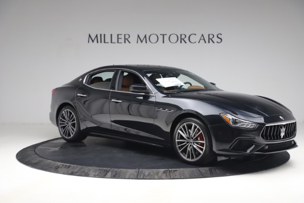 New 2021 Maserati Ghibli S Q4 for sale $90,675 at Bentley Greenwich in Greenwich CT 06830 10