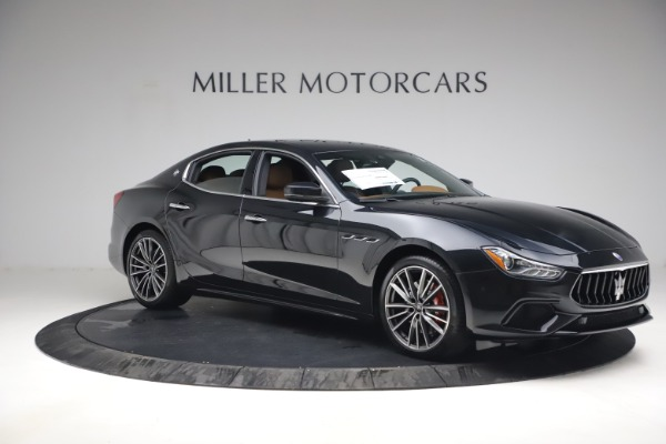 New 2021 Maserati Ghibli S Q4 for sale $90,675 at Bentley Greenwich in Greenwich CT 06830 11