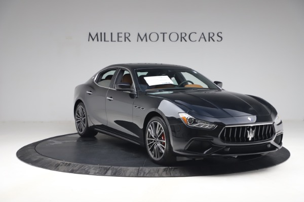 New 2021 Maserati Ghibli S Q4 for sale $90,675 at Bentley Greenwich in Greenwich CT 06830 12