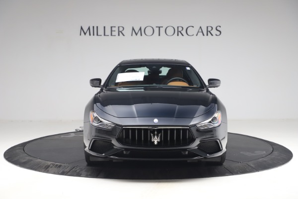 New 2021 Maserati Ghibli S Q4 for sale $90,675 at Bentley Greenwich in Greenwich CT 06830 13