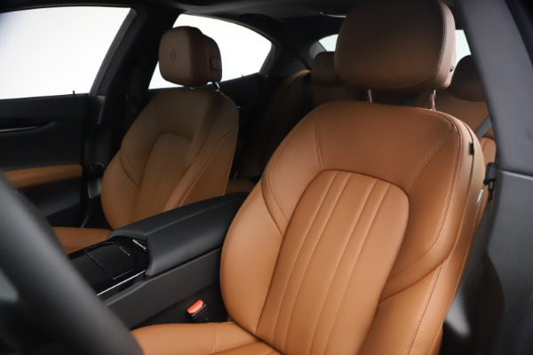 New 2021 Maserati Ghibli S Q4 for sale $90,675 at Bentley Greenwich in Greenwich CT 06830 16