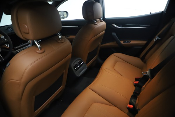New 2021 Maserati Ghibli S Q4 for sale $90,675 at Bentley Greenwich in Greenwich CT 06830 18