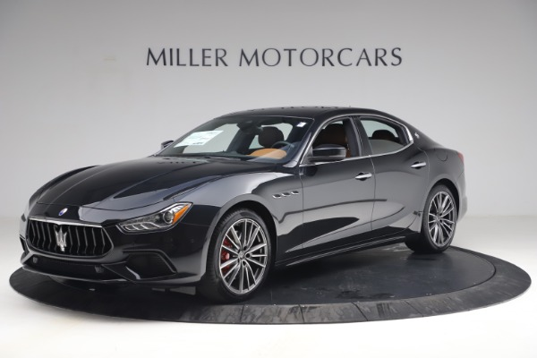 New 2021 Maserati Ghibli S Q4 for sale $90,675 at Bentley Greenwich in Greenwich CT 06830 2