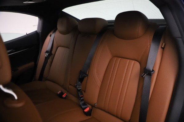 New 2021 Maserati Ghibli S Q4 for sale $90,675 at Bentley Greenwich in Greenwich CT 06830 20
