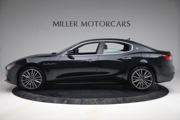 New 2021 Maserati Ghibli S Q4 for sale $90,675 at Bentley Greenwich in Greenwich CT 06830 3