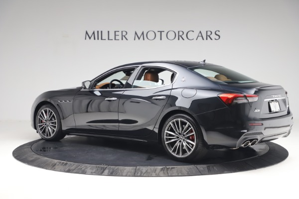 New 2021 Maserati Ghibli S Q4 for sale $90,675 at Bentley Greenwich in Greenwich CT 06830 4