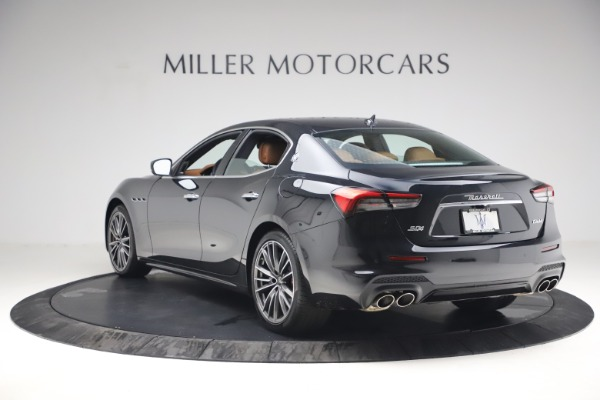 New 2021 Maserati Ghibli S Q4 for sale $90,675 at Bentley Greenwich in Greenwich CT 06830 5