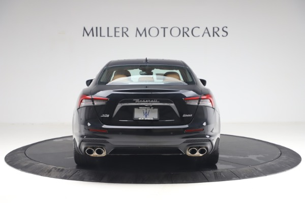 New 2021 Maserati Ghibli S Q4 for sale $90,675 at Bentley Greenwich in Greenwich CT 06830 6