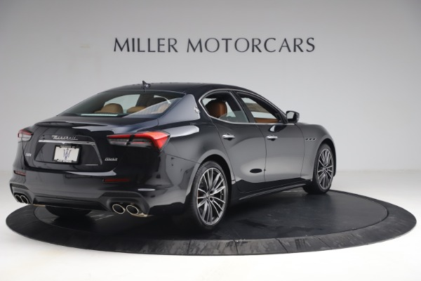New 2021 Maserati Ghibli S Q4 for sale $90,675 at Bentley Greenwich in Greenwich CT 06830 7