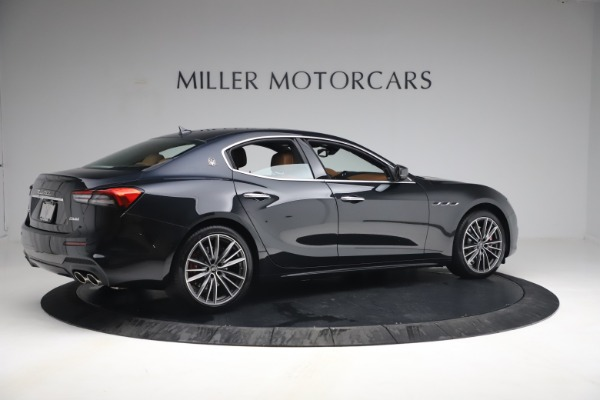 New 2021 Maserati Ghibli S Q4 for sale $90,675 at Bentley Greenwich in Greenwich CT 06830 8