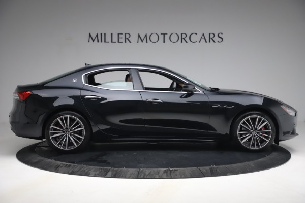 New 2021 Maserati Ghibli S Q4 for sale $90,675 at Bentley Greenwich in Greenwich CT 06830 9