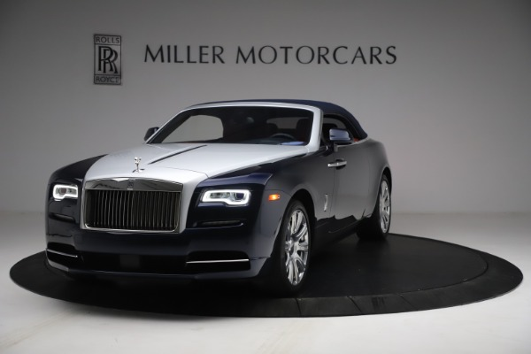 Used 2016 Rolls-Royce Dawn for sale Sold at Bentley Greenwich in Greenwich CT 06830 12