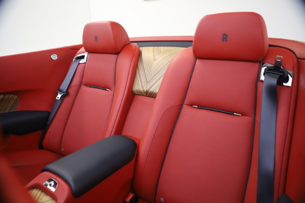 Used 2016 Rolls-Royce Dawn for sale Sold at Bentley Greenwich in Greenwich CT 06830 22