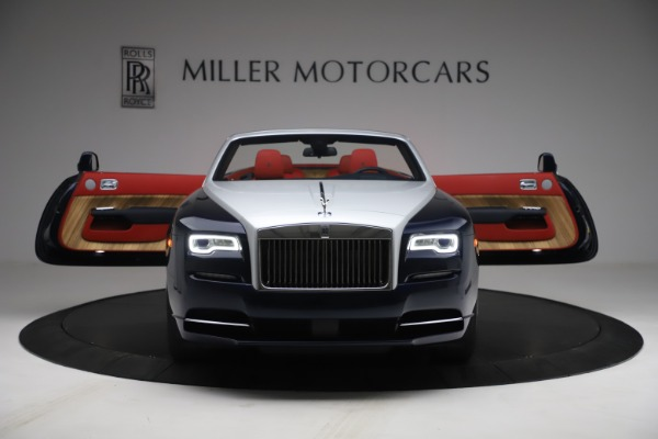 Used 2016 Rolls-Royce Dawn for sale Sold at Bentley Greenwich in Greenwich CT 06830 28