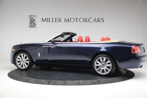 Used 2016 Rolls-Royce Dawn for sale Sold at Bentley Greenwich in Greenwich CT 06830 5