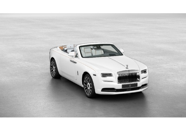 New 2021 Rolls-Royce Dawn for sale Sold at Bentley Greenwich in Greenwich CT 06830 2