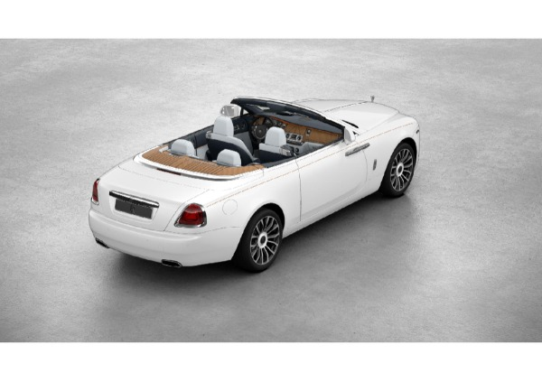 New 2021 Rolls-Royce Dawn for sale Sold at Bentley Greenwich in Greenwich CT 06830 3