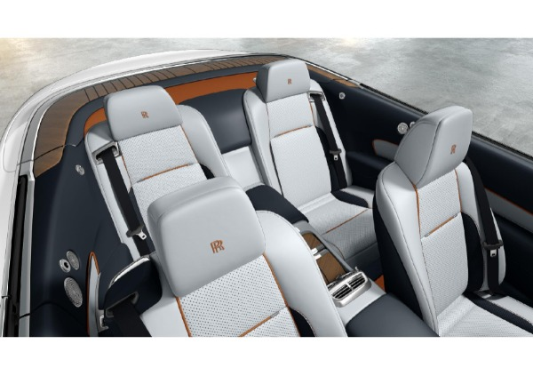 New 2021 Rolls-Royce Dawn for sale Sold at Bentley Greenwich in Greenwich CT 06830 4
