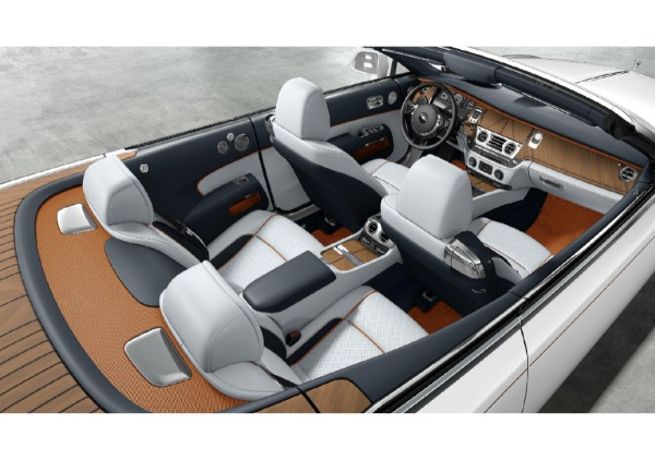 New 2021 Rolls-Royce Dawn for sale Sold at Bentley Greenwich in Greenwich CT 06830 6
