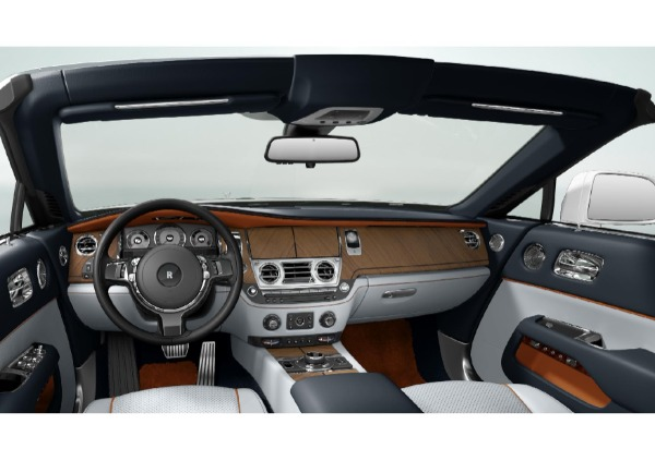 New 2021 Rolls-Royce Dawn for sale Sold at Bentley Greenwich in Greenwich CT 06830 7