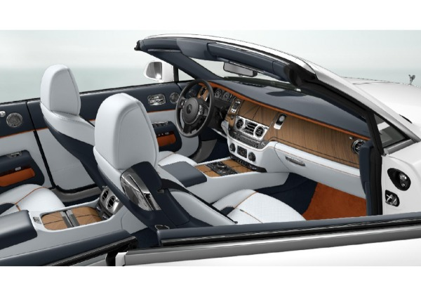 New 2021 Rolls-Royce Dawn for sale Sold at Bentley Greenwich in Greenwich CT 06830 8