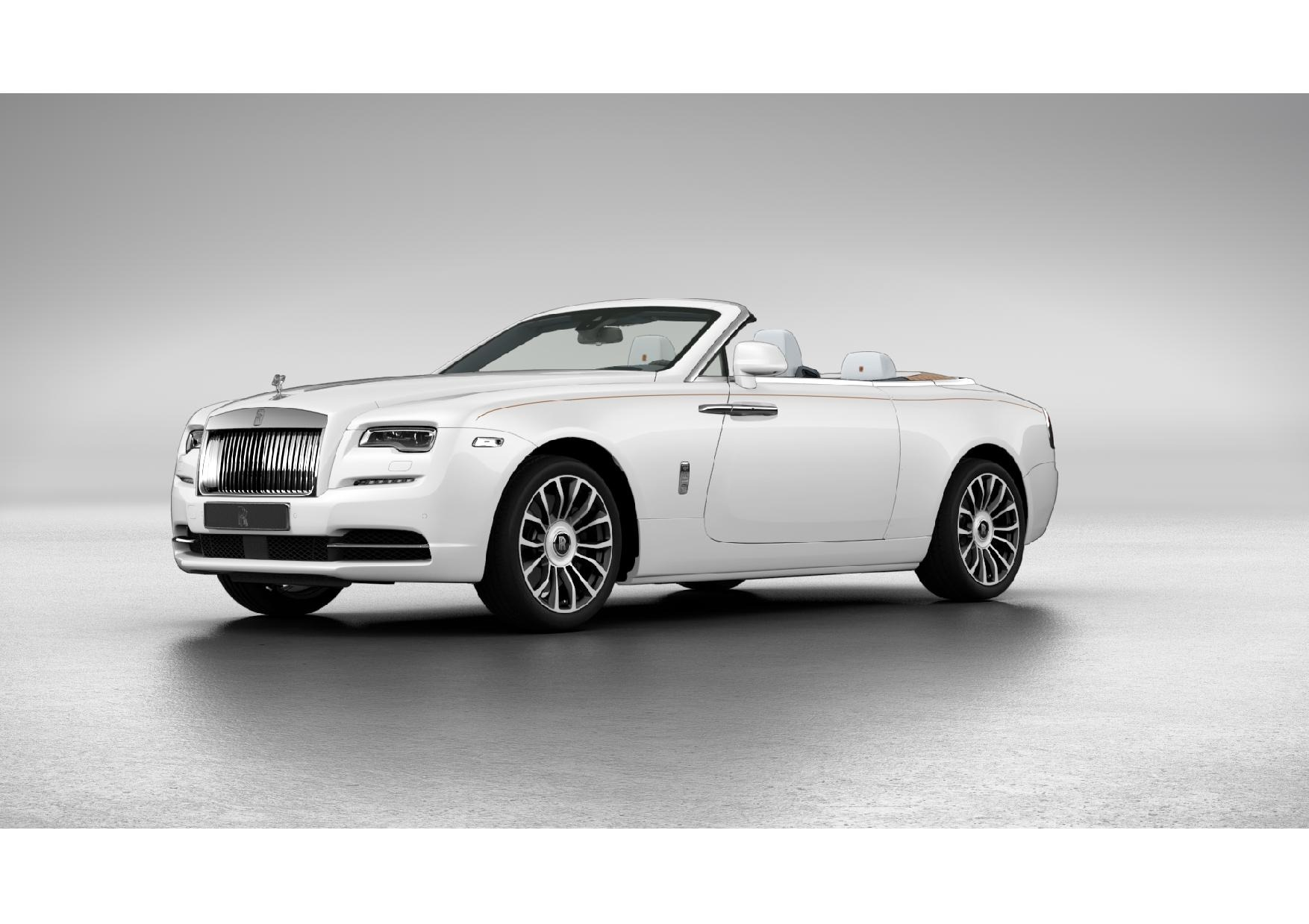 New 2021 Rolls-Royce Dawn for sale Sold at Bentley Greenwich in Greenwich CT 06830 1