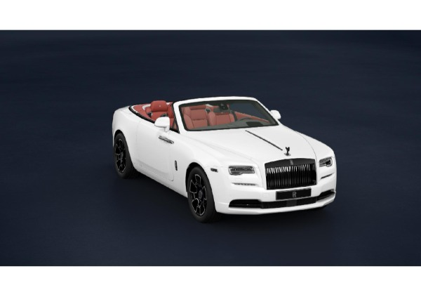 New 2021 Rolls-Royce Dawn Black Badge for sale Call for price at Bentley Greenwich in Greenwich CT 06830 2