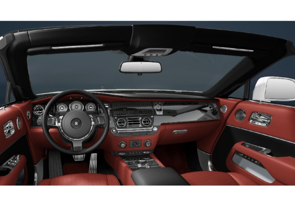 New 2021 Rolls-Royce Dawn Black Badge for sale Call for price at Bentley Greenwich in Greenwich CT 06830 4