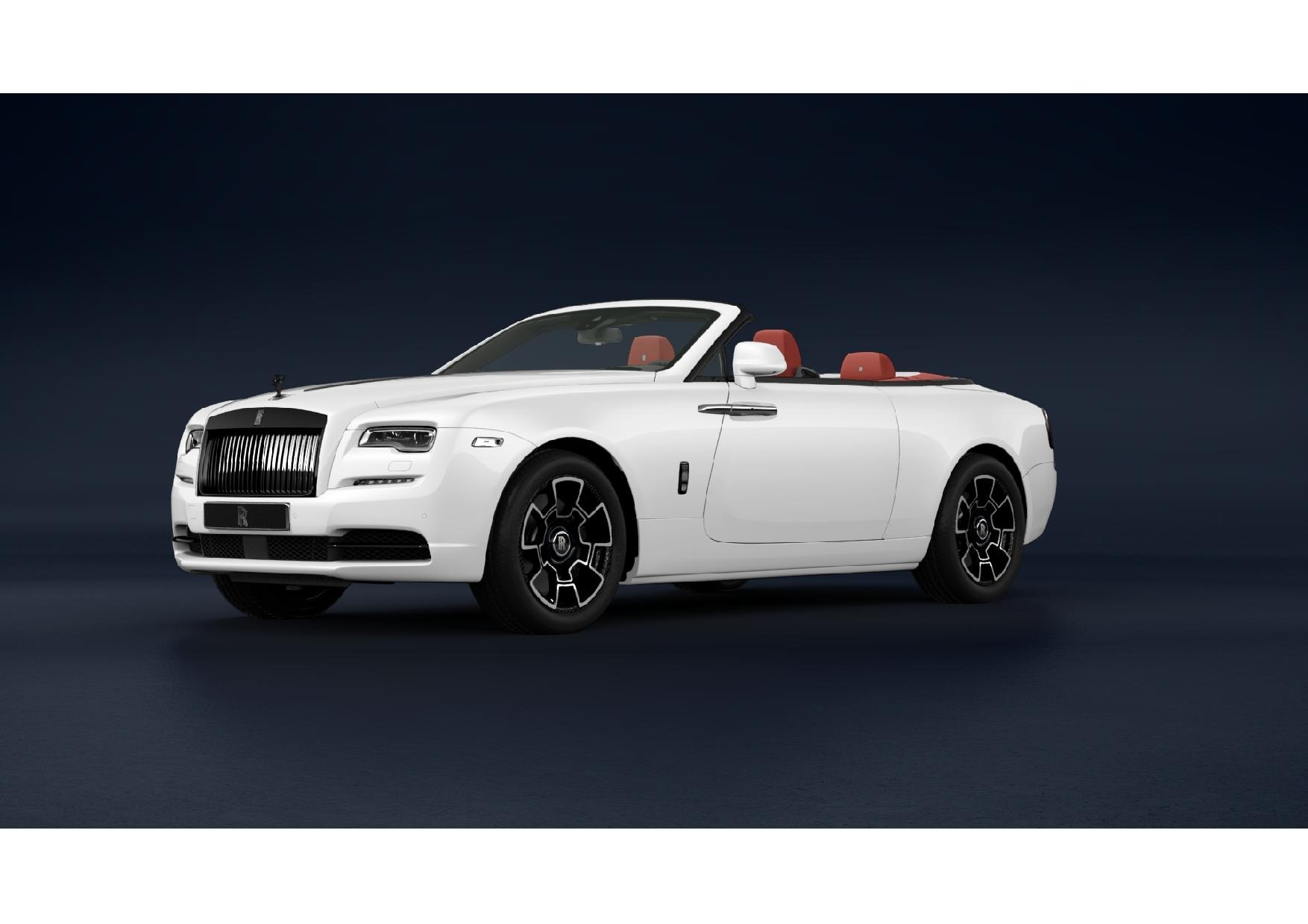 New 2021 Rolls-Royce Dawn Black Badge for sale Call for price at Bentley Greenwich in Greenwich CT 06830 1