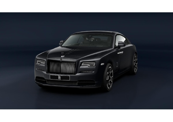 New 2021 Rolls-Royce Wraith Black Badge for sale Call for price at Bentley Greenwich in Greenwich CT 06830 2