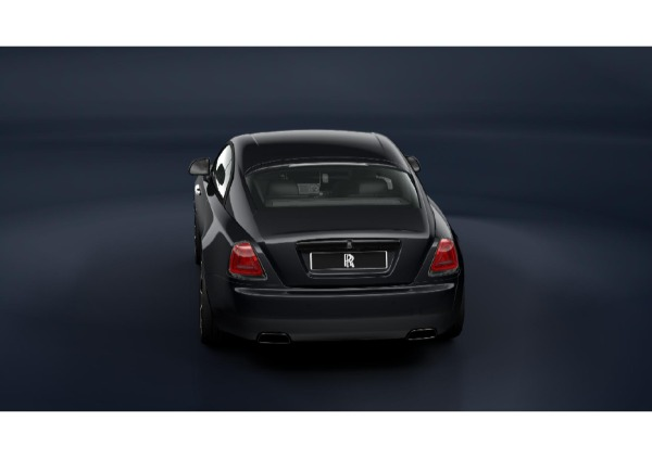 New 2021 Rolls-Royce Wraith Black Badge for sale Call for price at Bentley Greenwich in Greenwich CT 06830 3